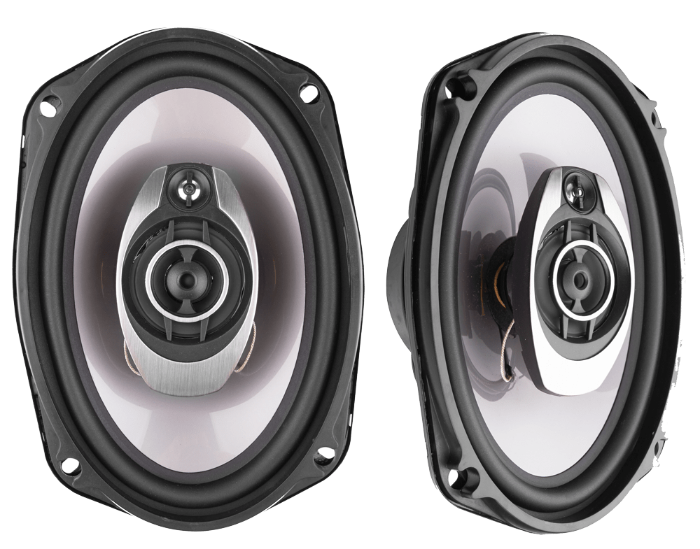 "A Pair of 6""x9"" Car Audio Speakers"