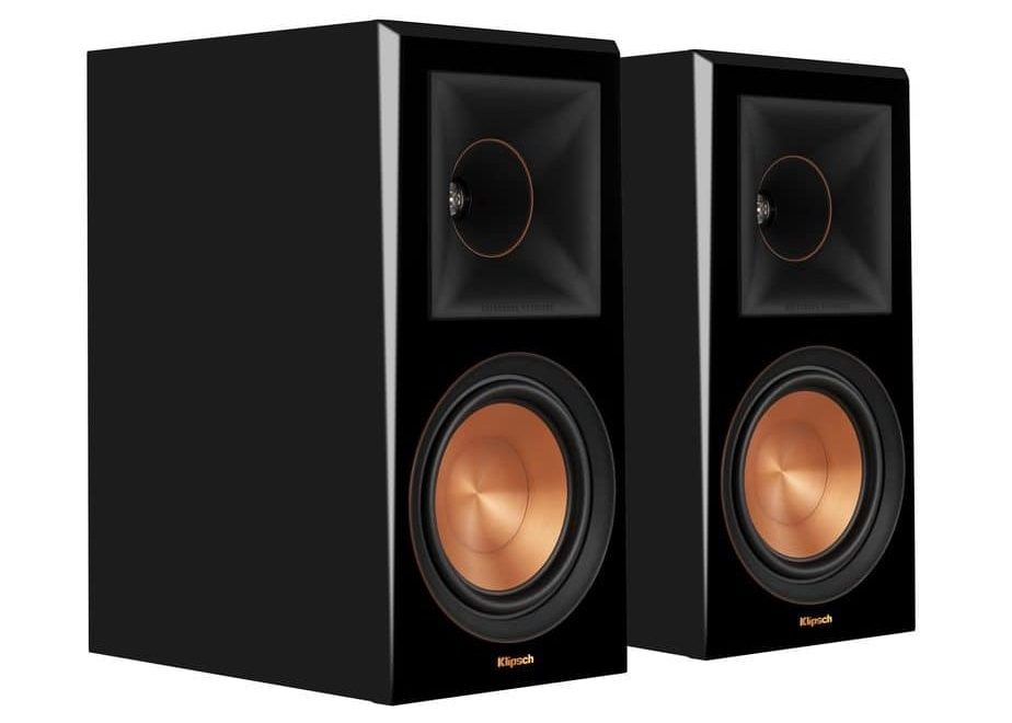Best Looking Bookshelf Speakers in Piano Black Finish