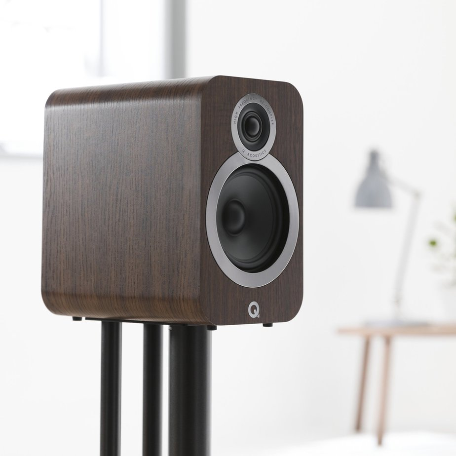 Our pick for Best Overall Bookshelf Speaker under 500