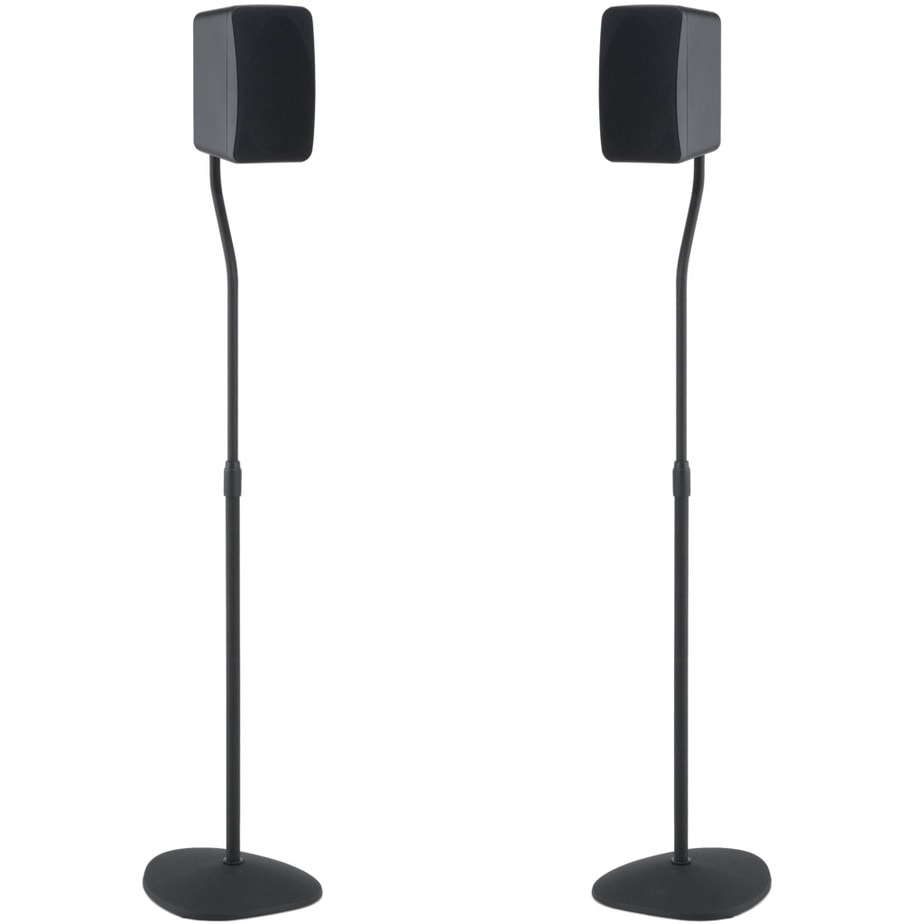 Great speaker stands for small and light speakers