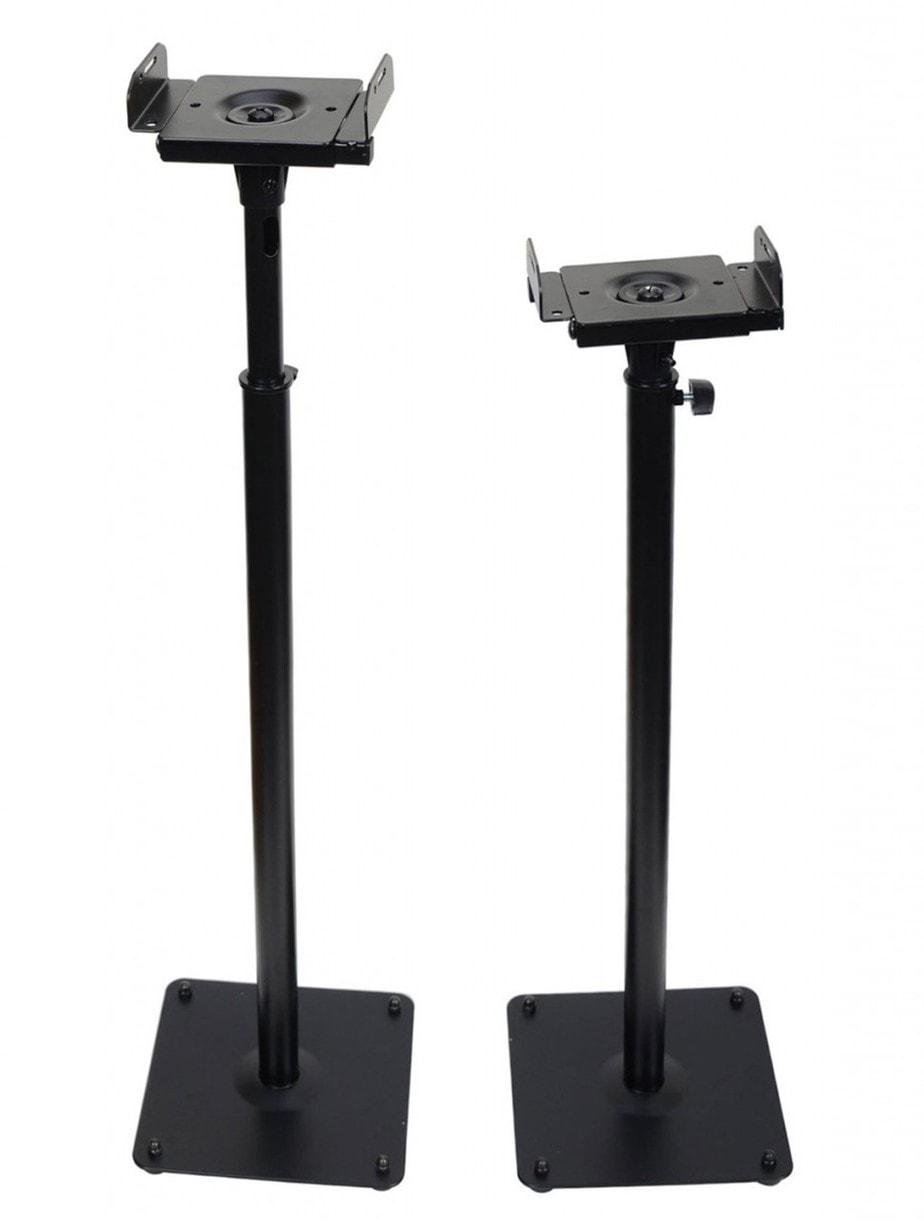 Adjustable speaker stands