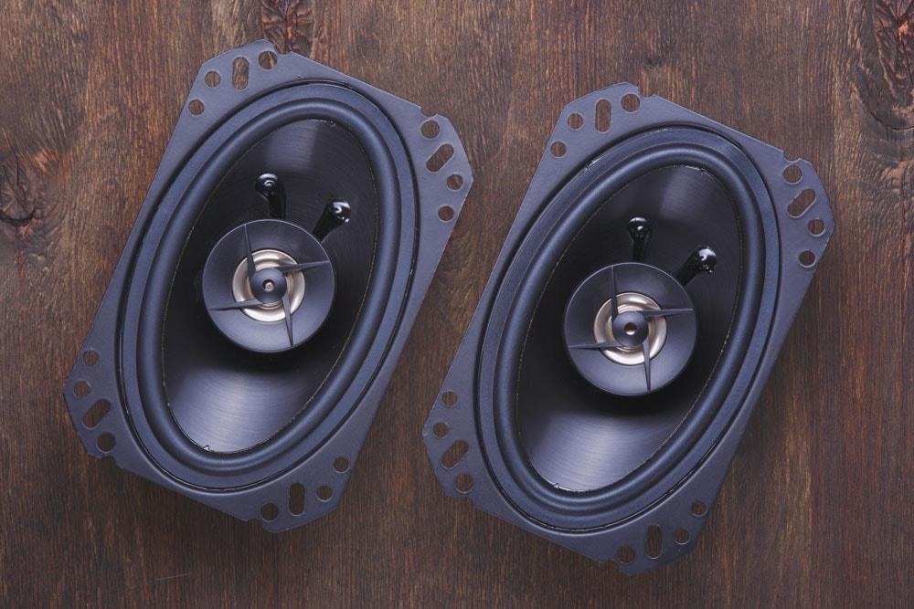 4x8 car audio speaker
