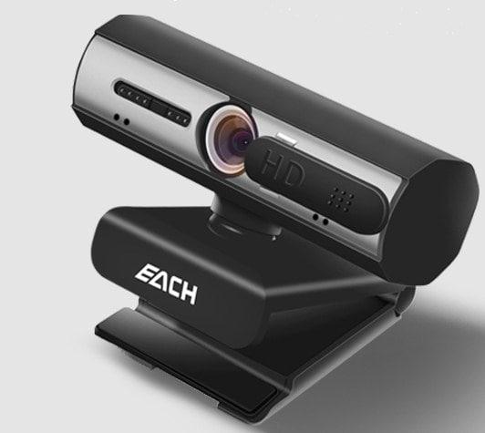 close up HD web camera